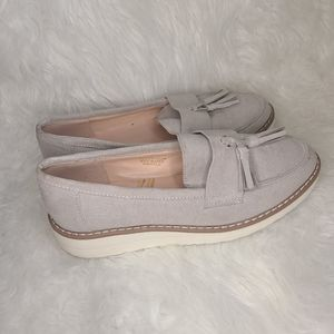 Primark gray shoes size 6